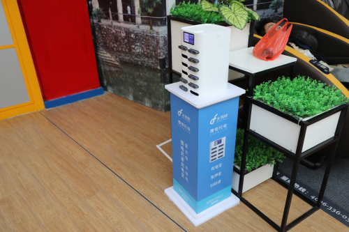 """高速路途中的""""共享便利"""",搜电充电全面覆盖广东全省高速服务区"""